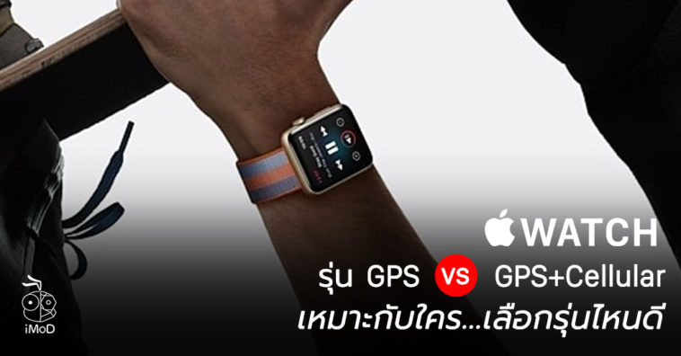 Apple Watch Gps And Gps Cellular Buyer Guid