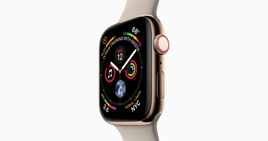 Apple Watch Seires 4 Compare 1