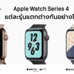 Compare Apple Watch Series 4 Nike Hermes