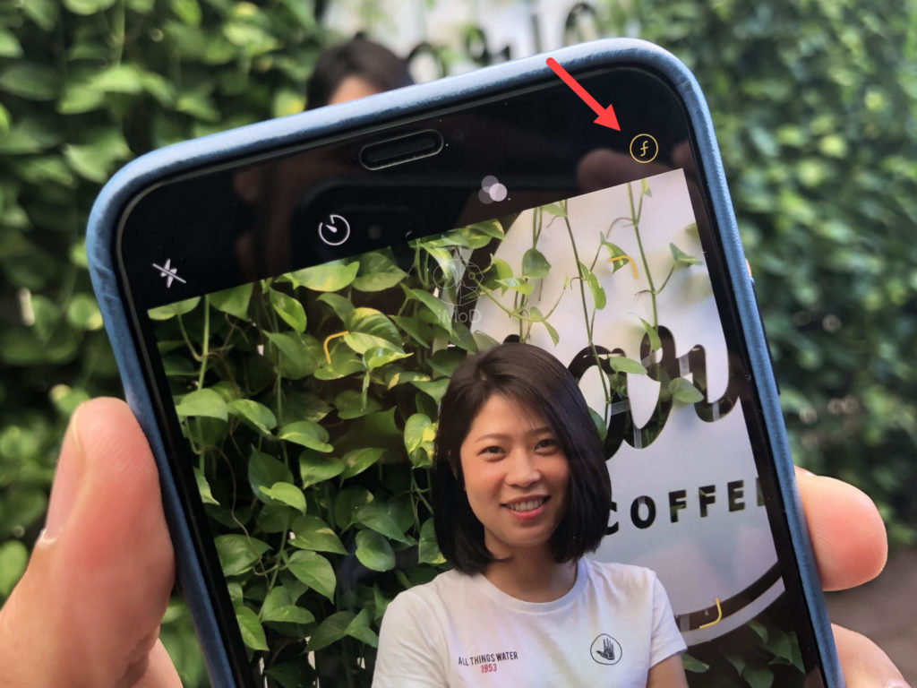 Depth Control Iphone Imod 2008