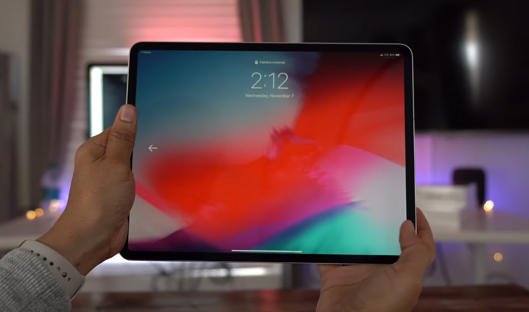 Face Id Ipad Pro 2018 Better Than On Iphone Img 2