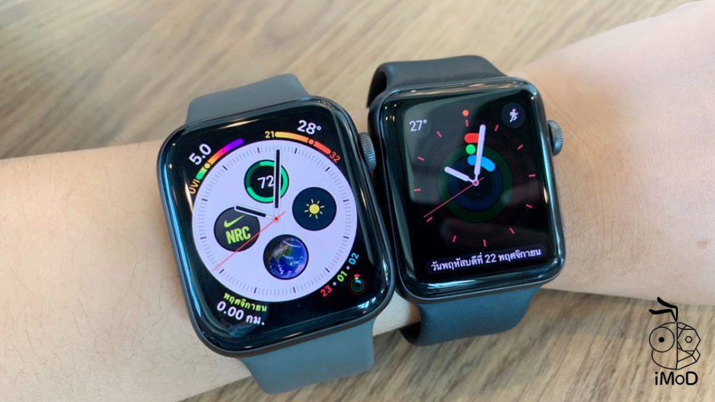 Favorit Things In Apple Watch Series 4 5