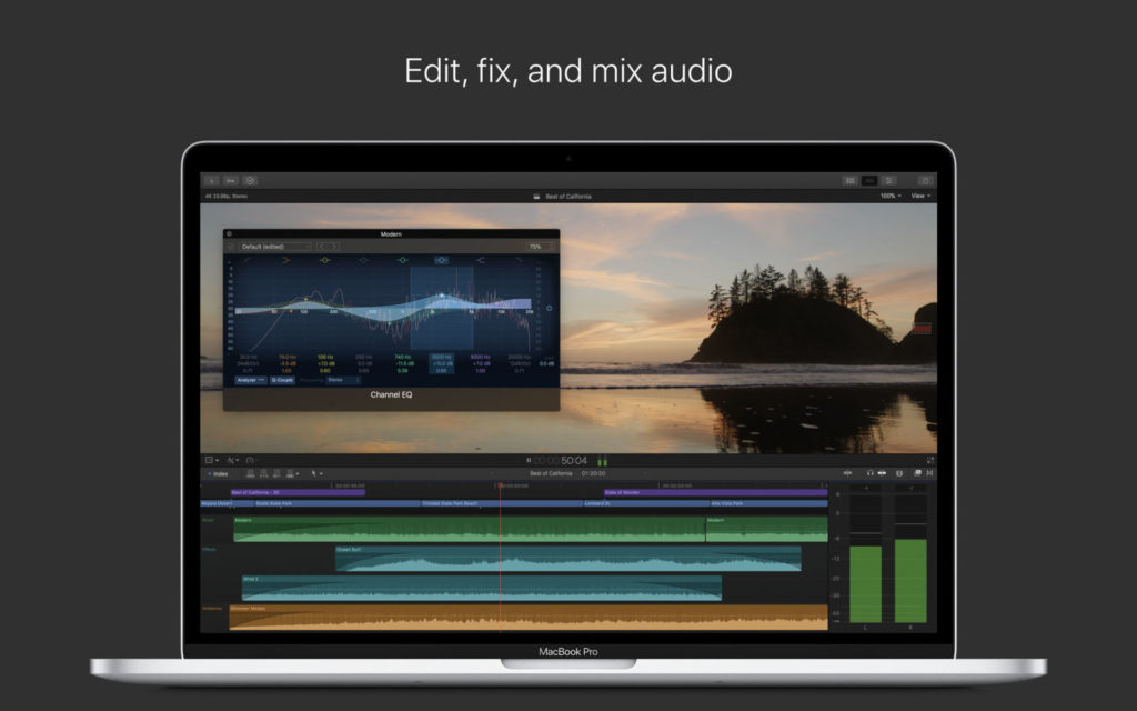 Final Cut Pro X New Update Workflow Extension 2