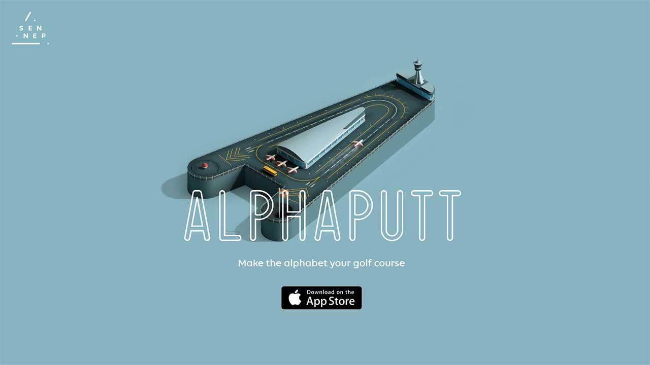 Game Alphaputt Cover