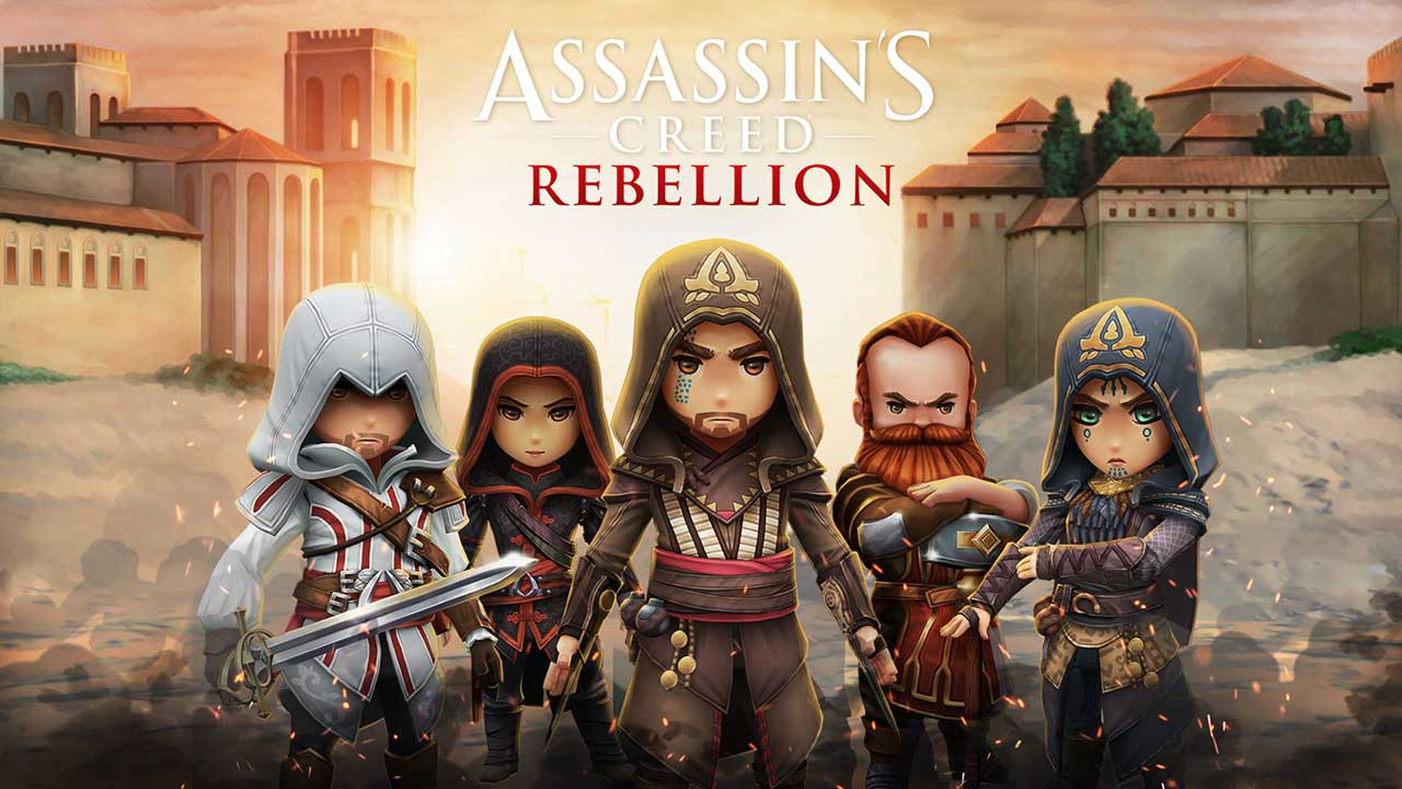 Game Assassins Creed Rebellion Cover