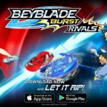 Game Beyblade Burst Rivals Cover