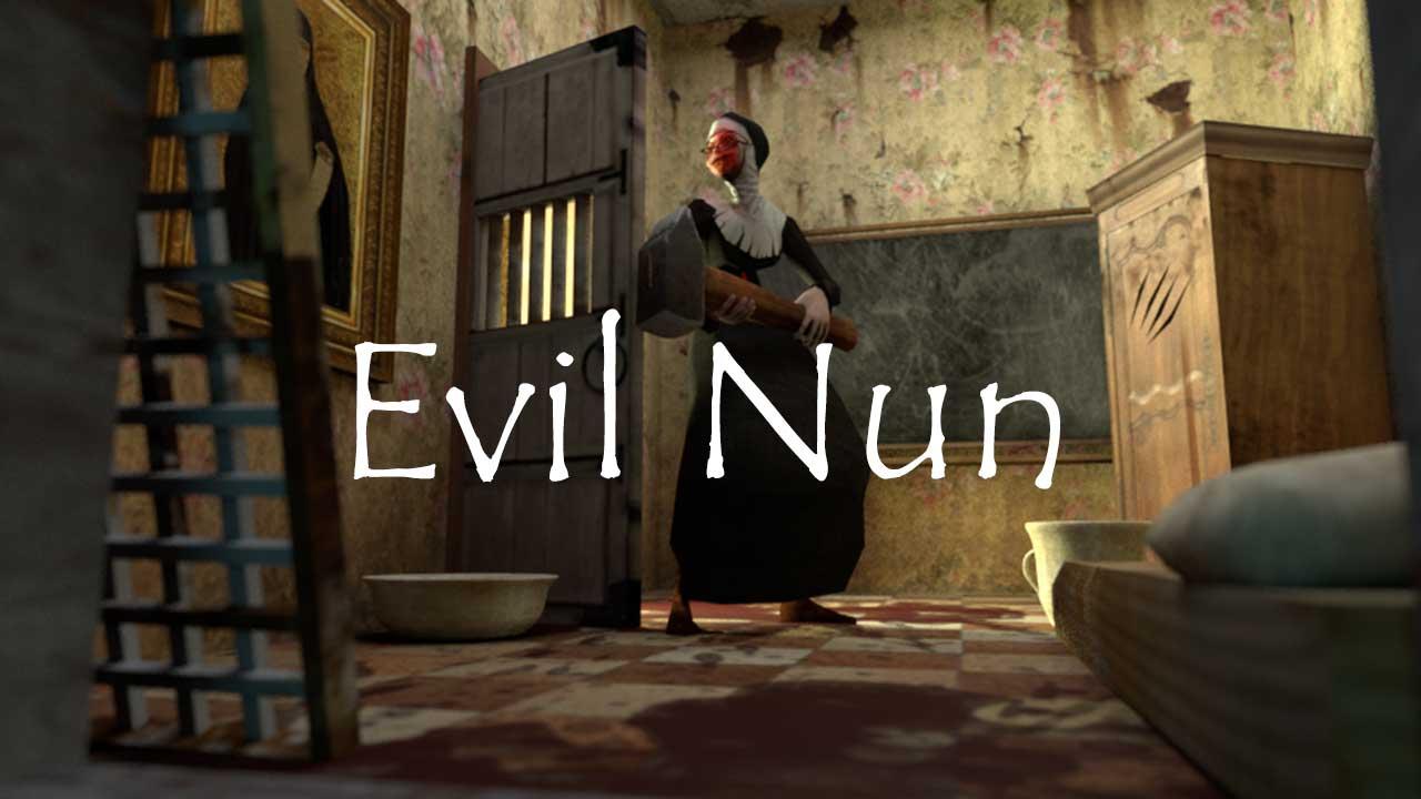 Game Evil Nun Cover