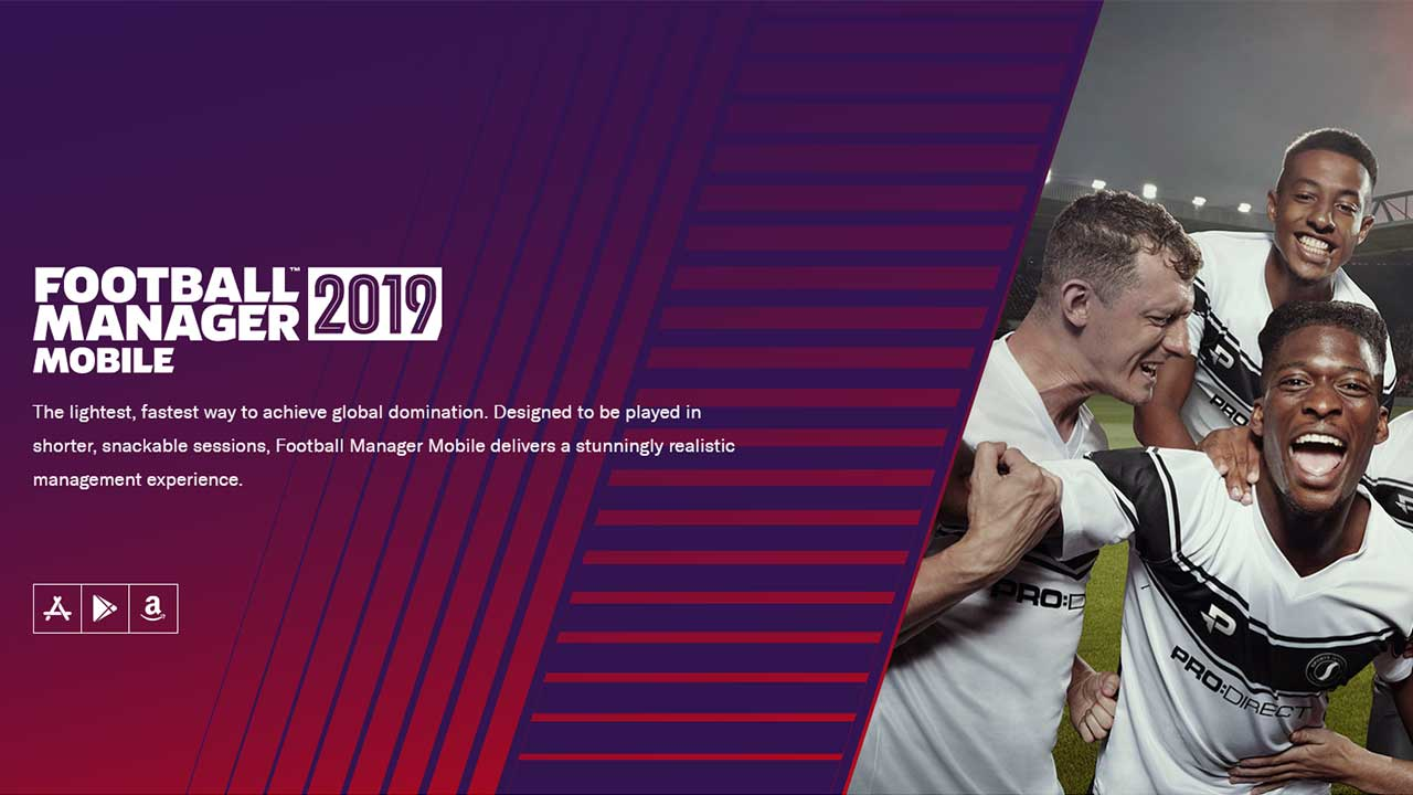Game Football Manager 2019 Mobile Cover
