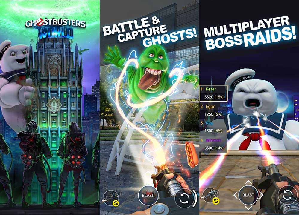 Game Ghostbusters World Content1