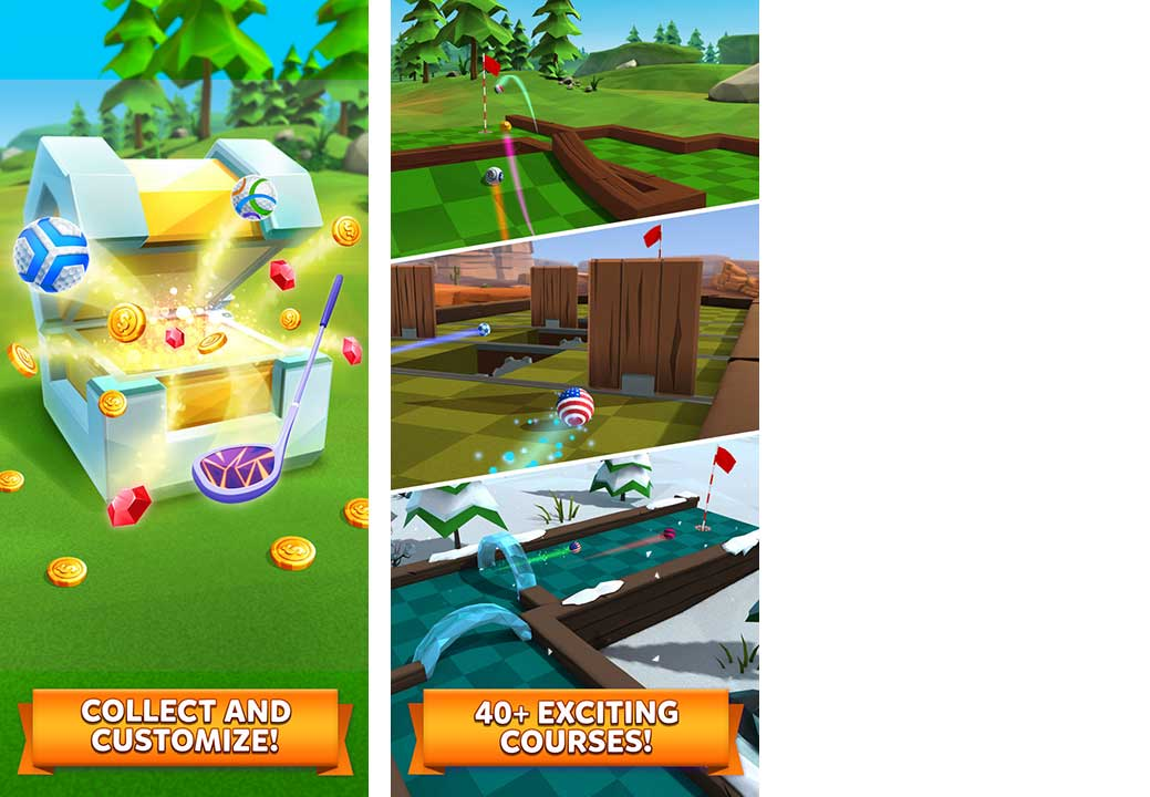 Game Golf Battle Content2