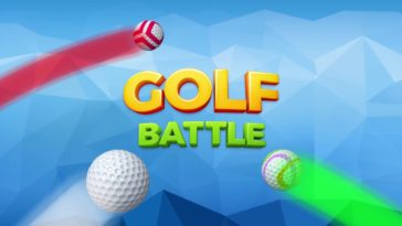 Game Golf Battle Cover