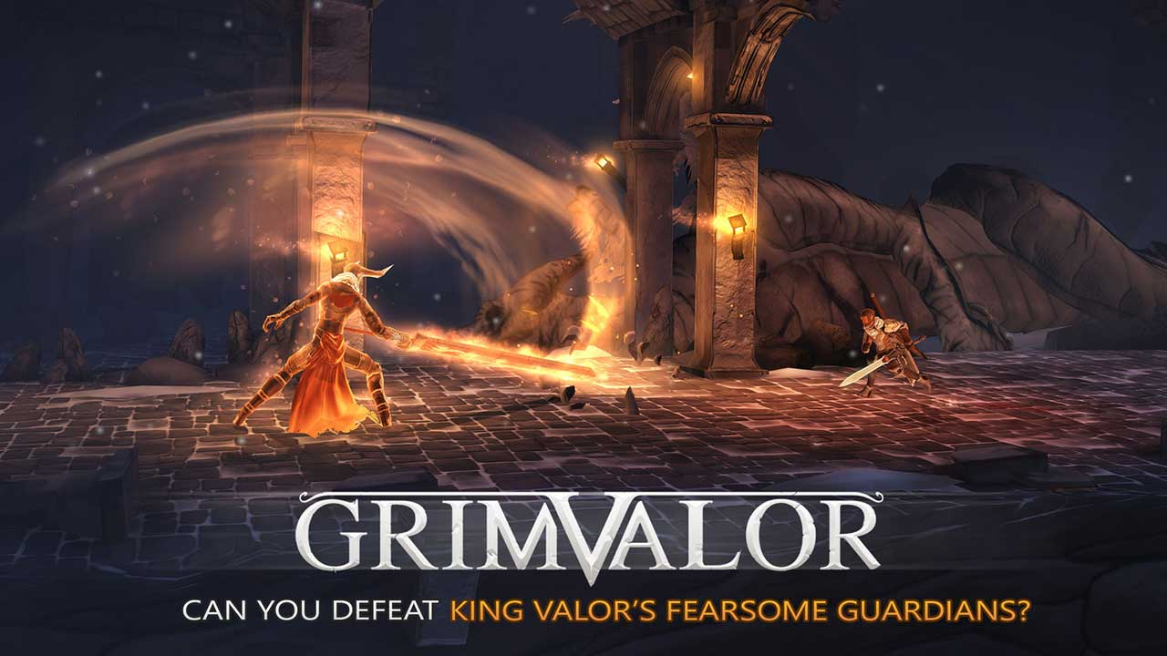 Game Grimvalor Cover