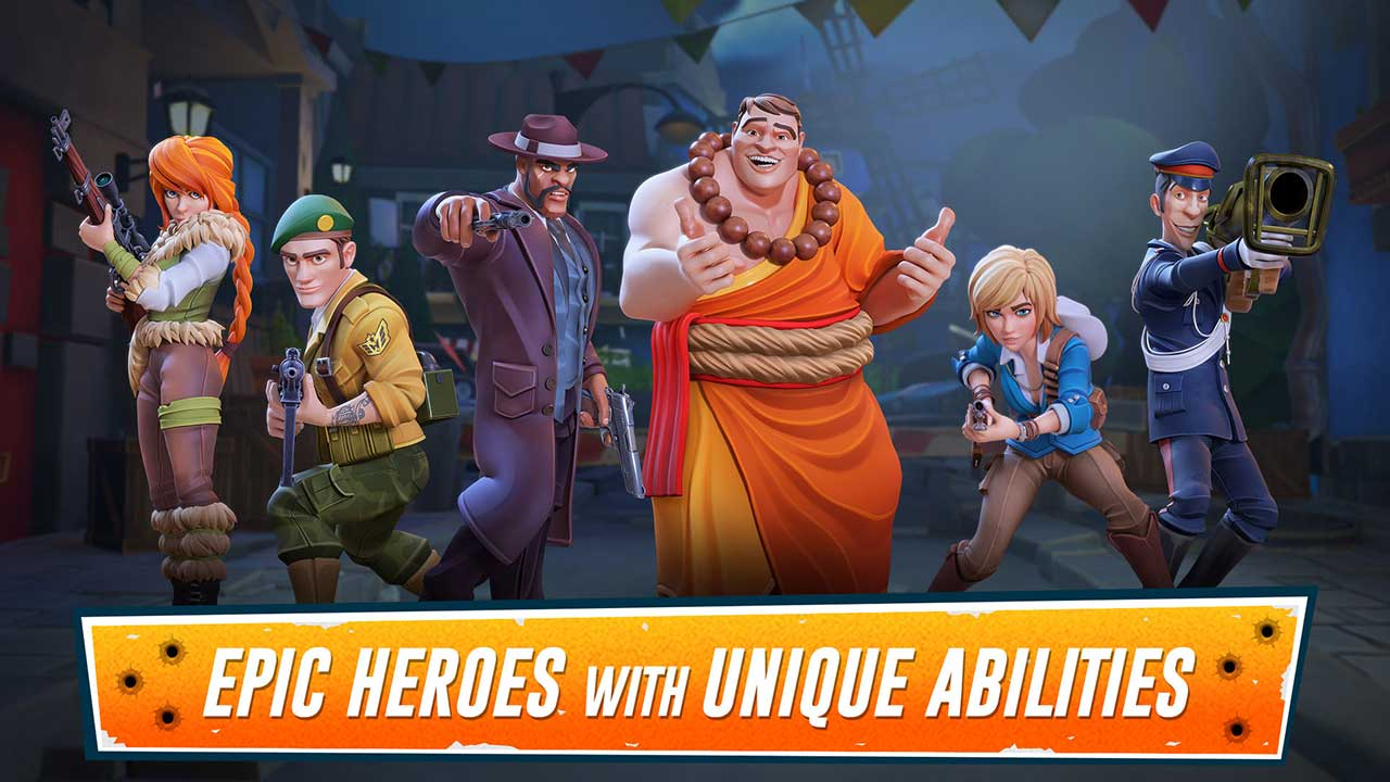 Game Heroes Of Warland Content5