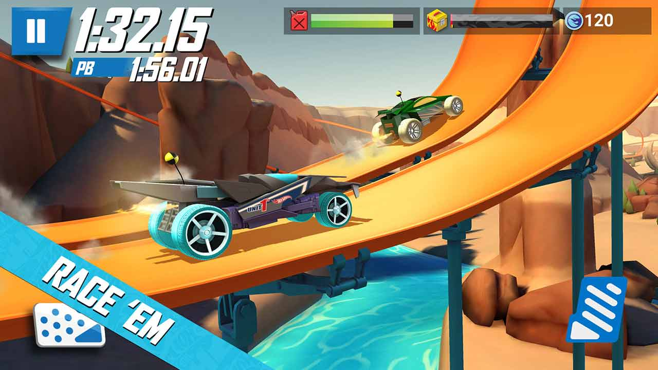 Game Hot Wheels Race Off Content1