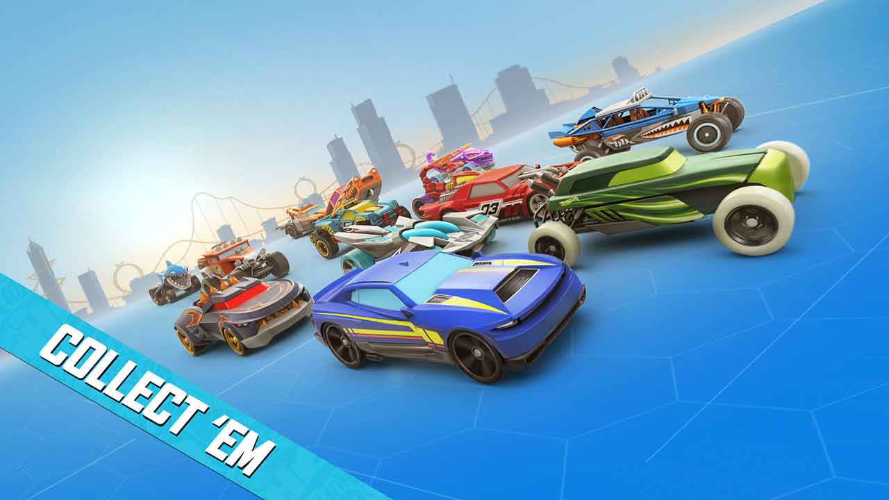 Game Hot Wheels Race Off Content5