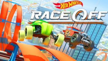 Game Hot Wheels Race Off Cover