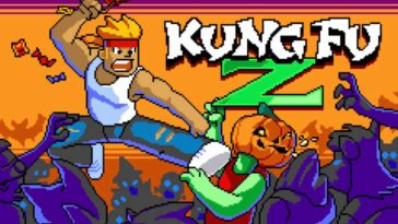 Game Kung Fu Z Cover