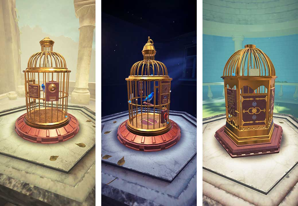Game The Birdcage Content1