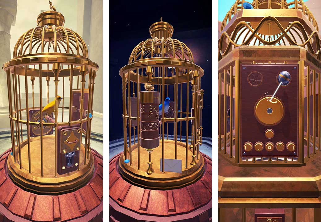 Game The Birdcage Content2