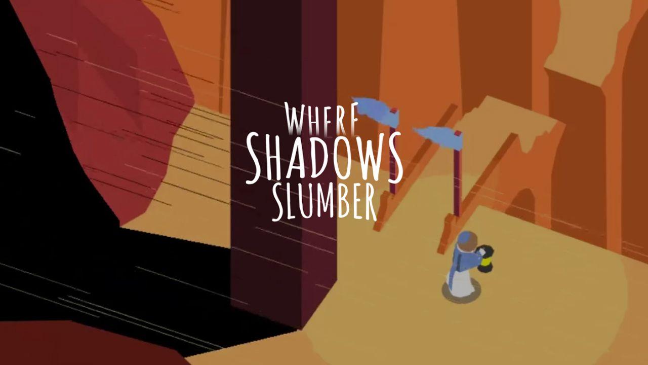 Game Where Shadows Slumber Cover