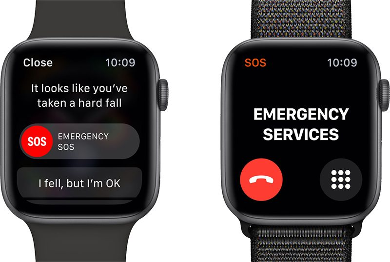 How To Enable Fall Detection Apple Watch Series 4 5