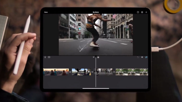Imovie Ipad Pro 2018