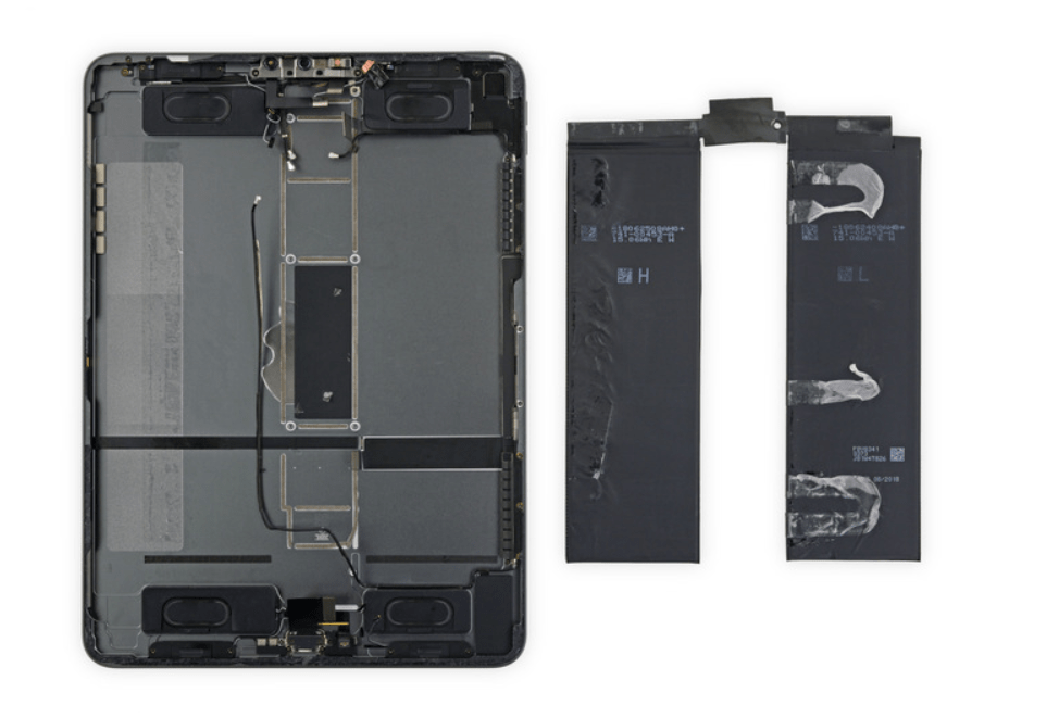 Ipad Pro 2018 Teardown By Ifixit Img 2