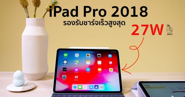 Ipad Pro 2018 Usbc Adapter 18w Cover