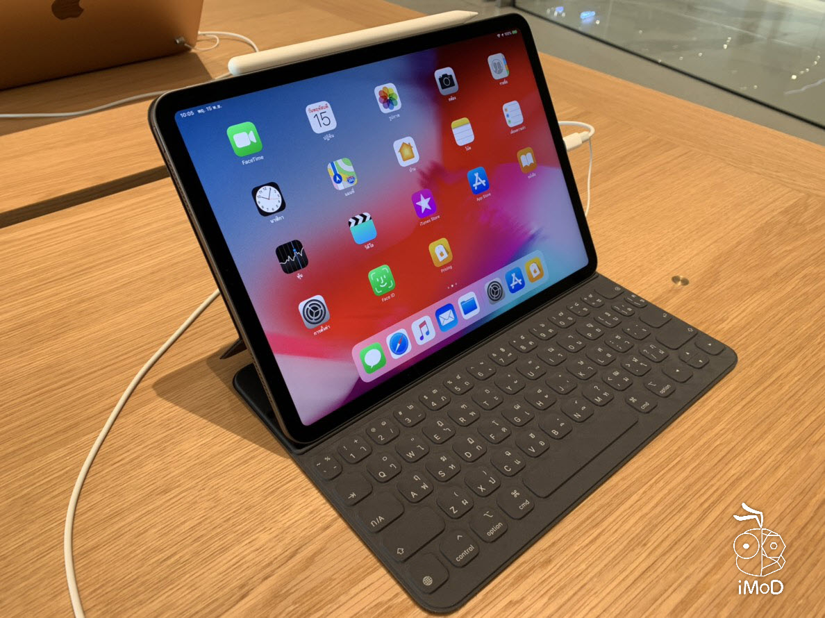 Ipad Pro And Macbook Air 2018 Available Apple Iconsiam Img 1