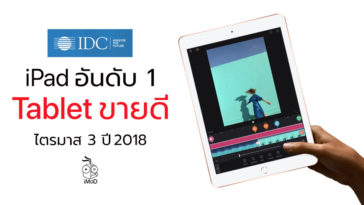 Ipad Top Tablet Shipment Q3 2018 Idc Report