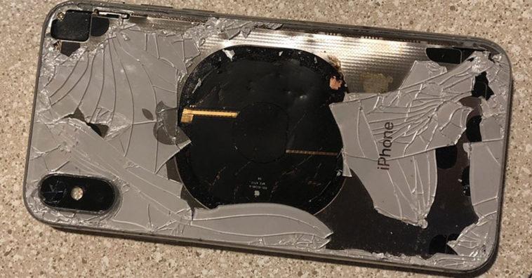 Iphone X Exploding Update Ios 12 1