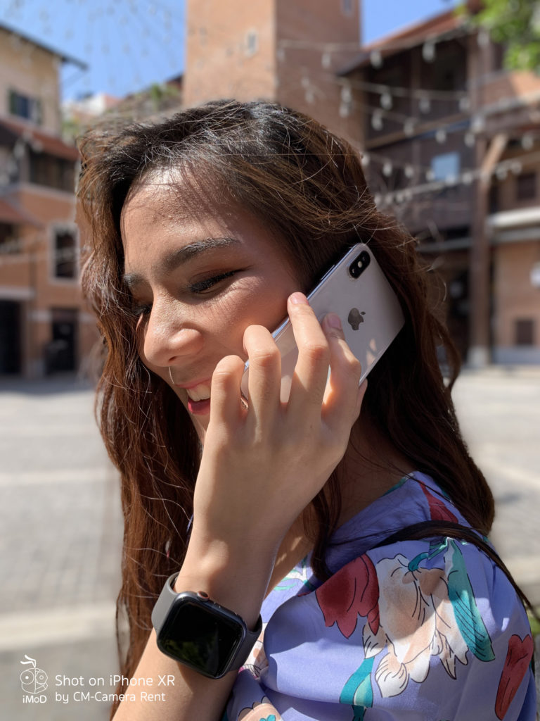 Iphone Xr Glare Outdoor Portrait Camera Review 14