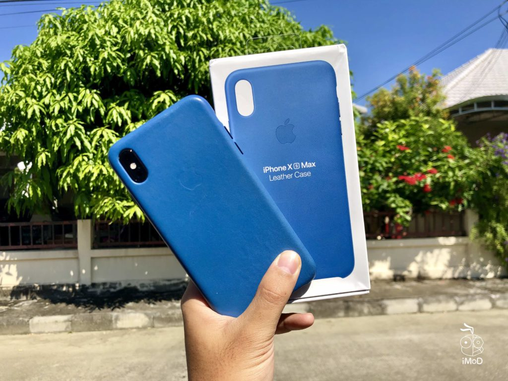 Iphone Xs Max Leather Case Preview 001