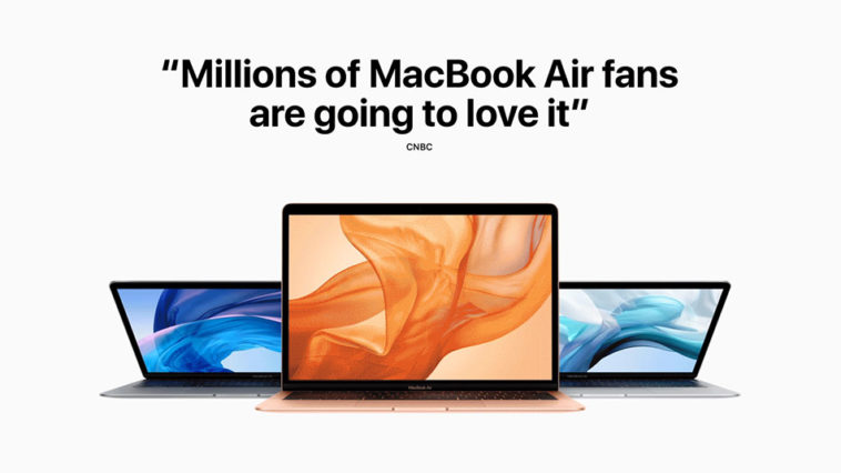 Macbook Air And Mac Mini The Reviews Are In By Apple