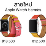New Apple Watch Hermes 2 Color Band Styles