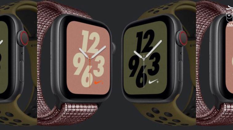 New Apple Watch Nike Brand