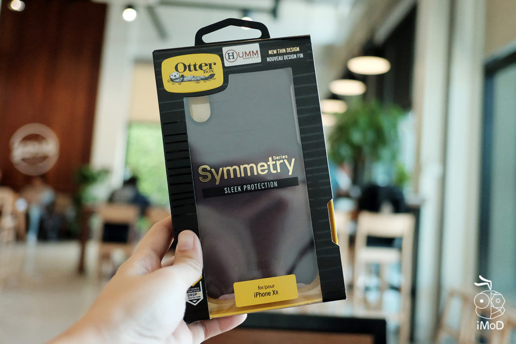 Otterbox Symmetry New Thin Design Case Iphone Xr Review 10