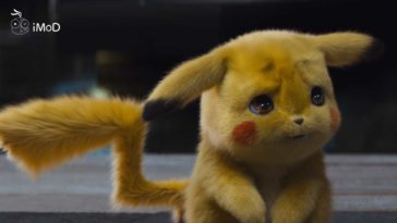 Pokemon Detective Pikachu Cover