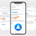 Spark Update Create Email Template