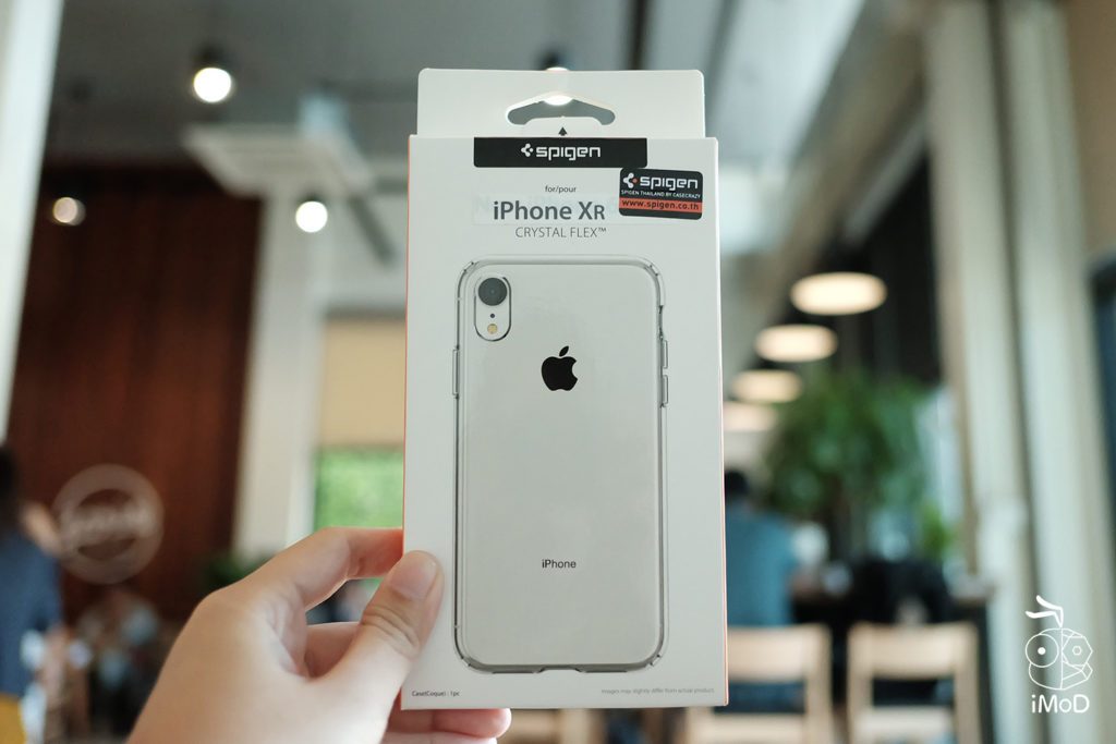 Spigen Crystal Flex Case Iphone Xr Review 1