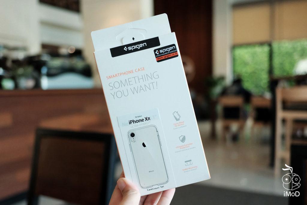 Spigen Ultra Hybrid Case Iphone Xr Review 1