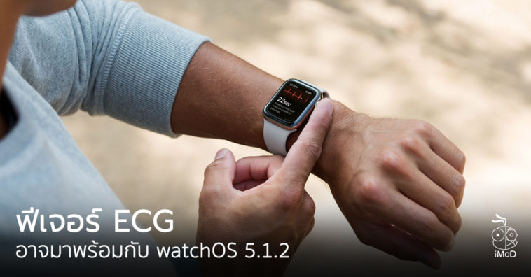 Watchos 5 1 2 Might Come With Ecg