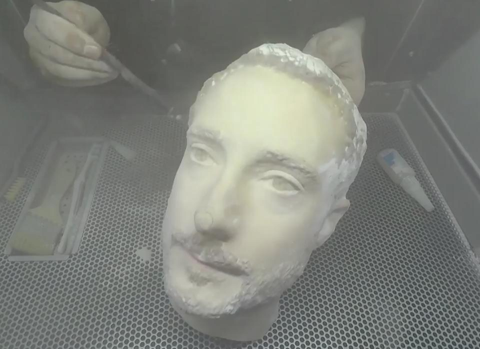 3d Print Head Model Can Fooled Face Id Android Img 1