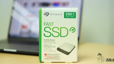Seagate Fast Ssd Compact Portable Ssd With Usb C Cover