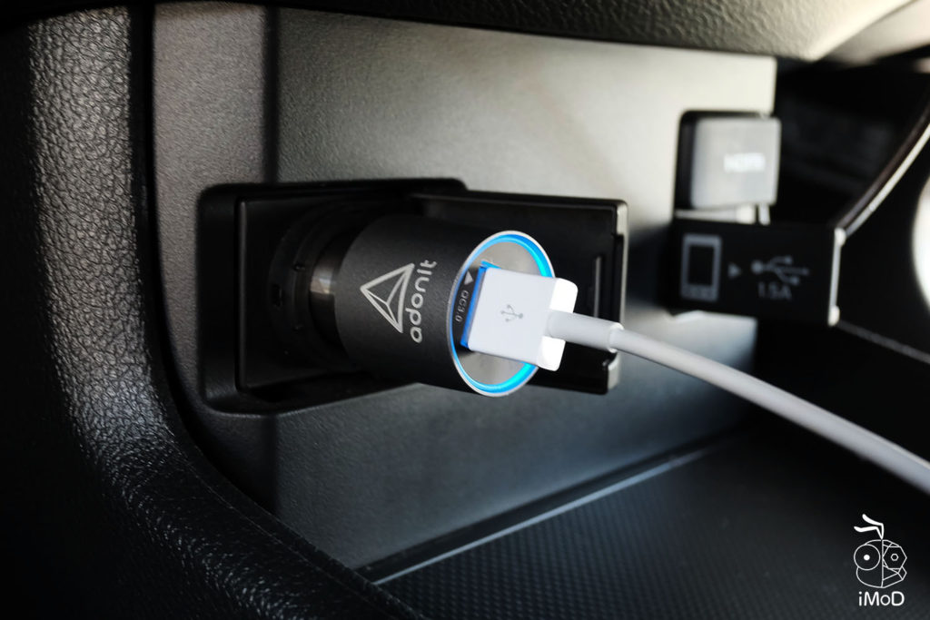 Adonit Fast Car Charger Usb A Usb C Review 14