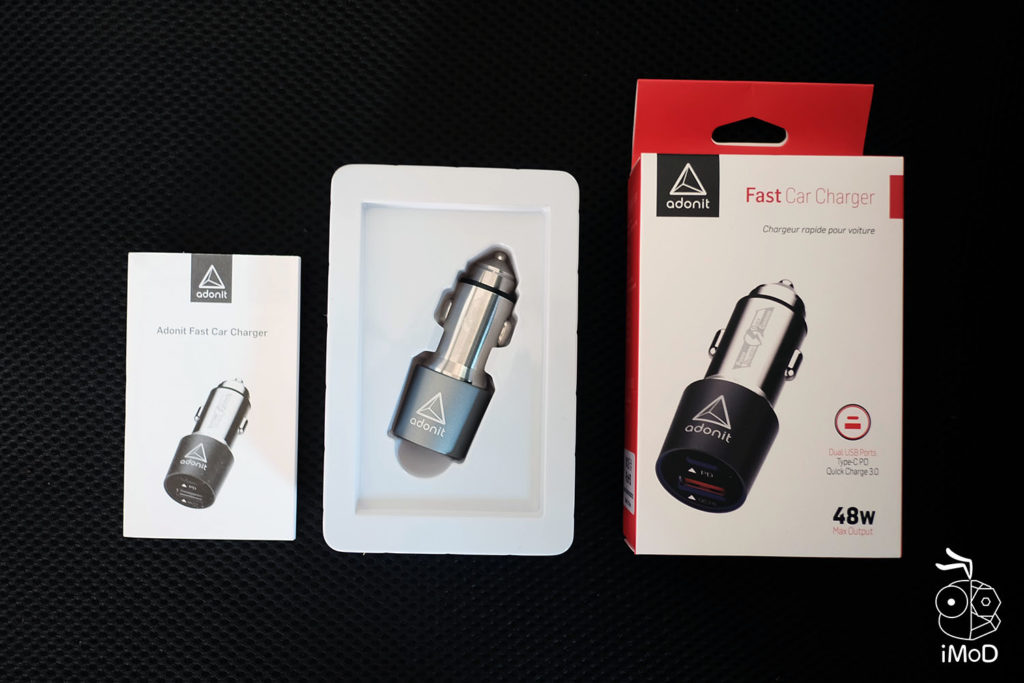 Adonit Fast Car Charger Usb A Usb C Review 20