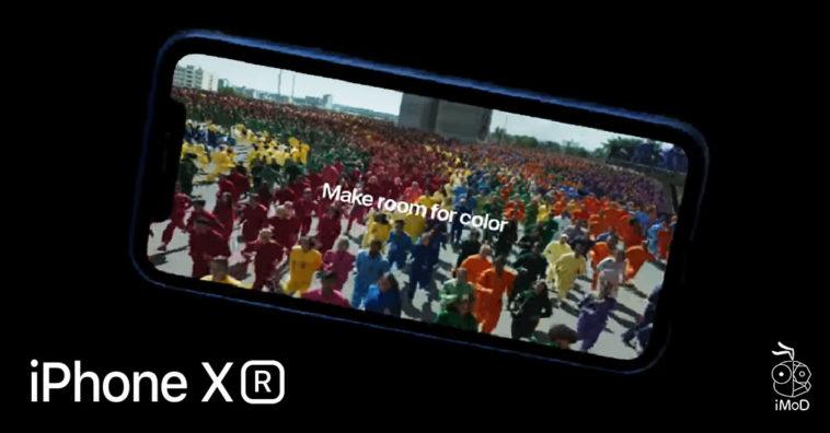 Apple Release Video Iphone Xr Liquid Retina Display