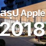 Apple Timeline 2018