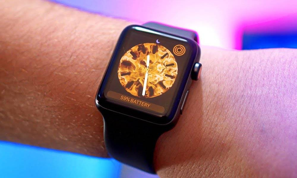 Apple Watch Take Care Suggestion 3