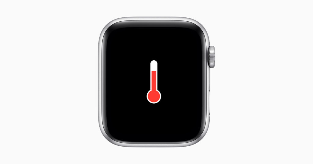 Apple Watch Take Care Suggestion 4